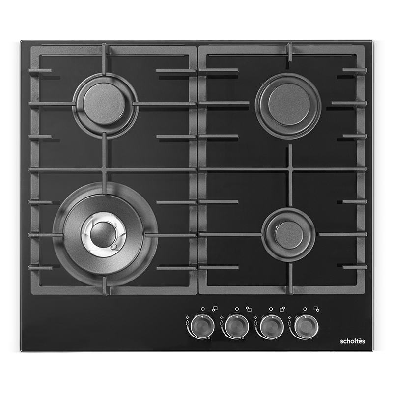 SOTG1630B - Table de cuisson gaz 60 cm