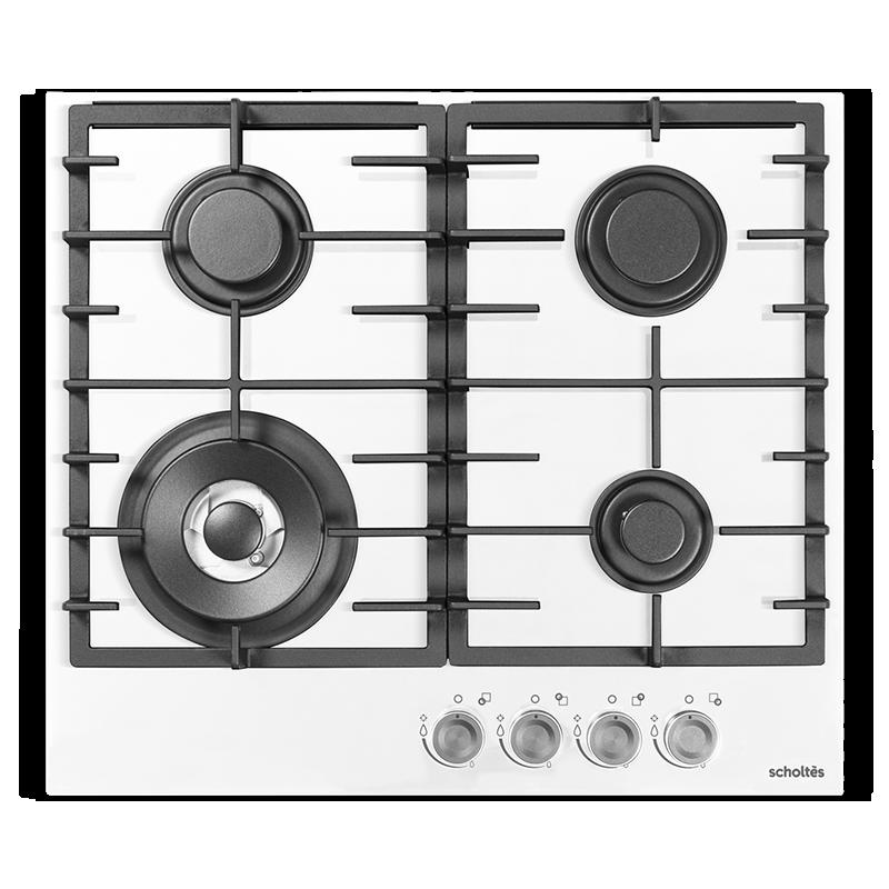 SOTG1630W - Table de cuisson gaz 60 cm