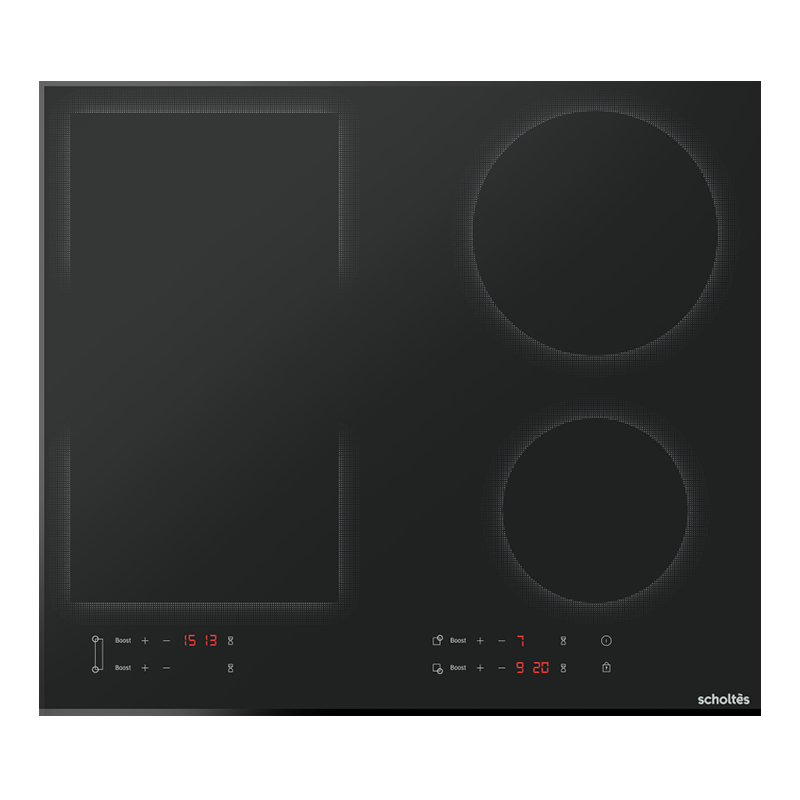 SOTF1610B - Table de cuisson induction 60 cm