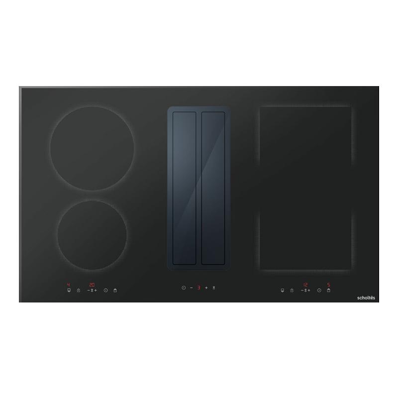 SOTH1900B - Table de cuisson aspirante 86 cm